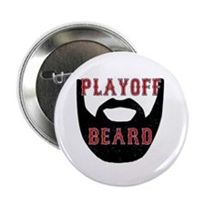 "Boston Playoff beard 2.25"" Button (10 pack)"