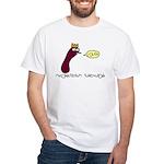 Tuberculosis White T-Shirt