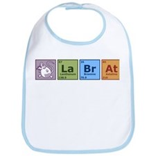Periodic Lab Rat Bib