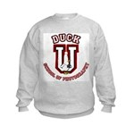 What the Duck University Kids Sweatshirt