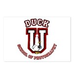 What the Duck University Postcards (Package of 8)