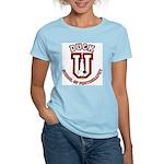 What the Duck University Women's Pink T-Shirt
