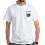 Cleveland Bears White T-Shirt