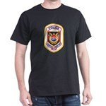 Tampa Airport Police Dark T-Shirt