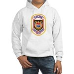 Tampa Airport Police Hooded Sweatshirt