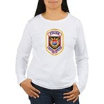 Tampa Airport Police Women's Long Sleeve T-Shirt