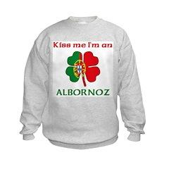 Albornoz Family Kids Sweatshirt