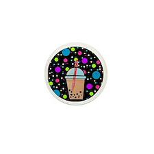Bubble Tea Mini Button