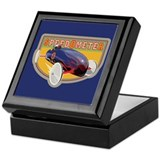 Speedometer Coaster Car Keepsake Box