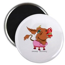 Swamp Donkey Magnet