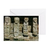 White Island Figures Greeting Cards (Pk of 10)
