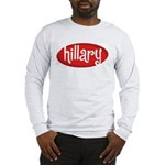 Retro Hillary Long Sleeve T-Shirt