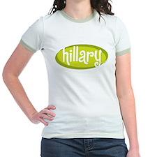 Retro Hillary Mint/Avocado T