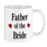 Father of the Bride #2 Small Mug
