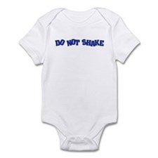 Do Not Shake infant bodysuit