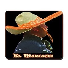 Unique Mariachi Mousepad