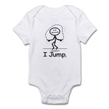BusyBodies Jump Roping Infant Bodysuit