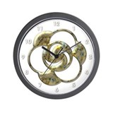 Crop Circle Wall Clock
