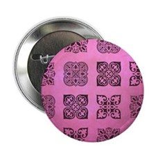 "FUSCHIA 2.25"" Button"