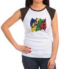 Dance Graffiti Tee