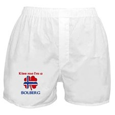 Solberg Family Boxer Shorts