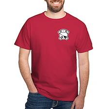 Nurse Molly II-bw T-Shirt