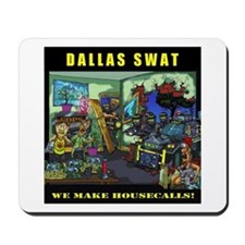 DALLAS SWAT Mousepad