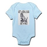 Get a Real Dog ~ Get a Neo Infant Bodysuit