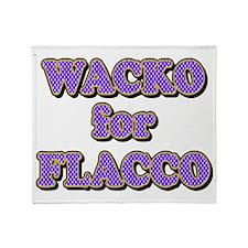wacko 2 Throw Blanket