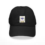 LAFLEUR Family Crest Black Cap