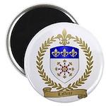 LAFLEUR Family Crest Magnet