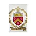 BOLDUC Family Crest Rectangle Magnet