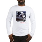 SAD-DOG (LIFES RUFF)Long Sleeve T-Shirt