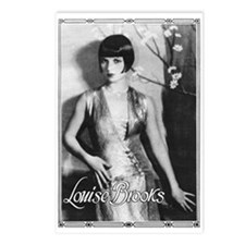 Cute Roaring 20's Postcards (Package of 8)