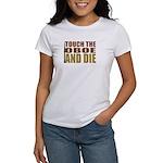 Oboe:Touch/Die Women's T-Shirt