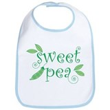 Sweat Pea Bib