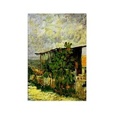 Unique Van gogh painting Rectangle Magnet