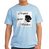 Respect Your Welders (unisex, 3 colors)