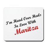 In Love with Maritza Mousepad