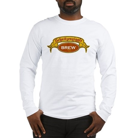 Schnitzengiggle Long Sleeve T-Shirt