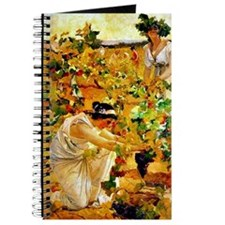 Sorolla - Grape Harvest Journal