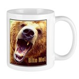 Bite Me Grizzly Small Mug