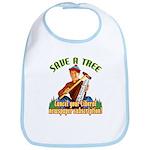 Save A Tree! Bib