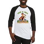 Save A Tree! Baseball Jersey