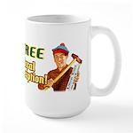 Save A Tree! Large Mug