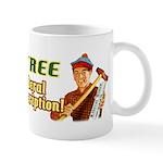Save A Tree! Mug