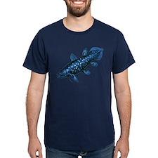 Coelacanth Navy T-Shirt