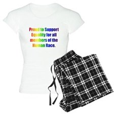 Proud to Support Equality Pajamas