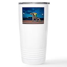 Usain Bolt Travel Mug