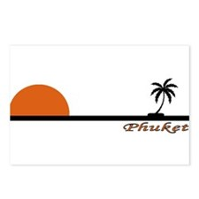 Cute Phuket Postcards (Package of 8)